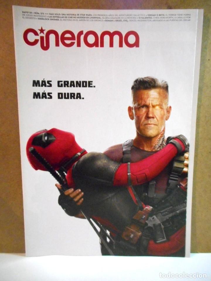 CINERAMA Nº 271 (Cine - Revistas - Cinerama)