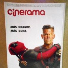 Cine: CINERAMA Nº 271. Lote 215227542