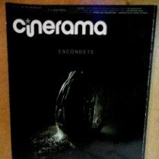 Cine: CINERAMA Nº 260. Lote 215228616