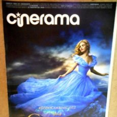 Cine: CINERAMA Nº 237. Lote 215228817