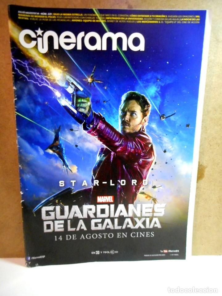 CINERAMA Nº 229 (Cine - Revistas - Cinerama)