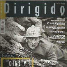 Cine: DIRIGIDO POR 446. Lote 215608093