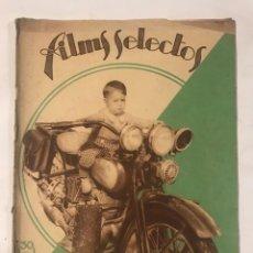 Cine: FILMS SELECTOS Nº 100 10 SEPTIEMBRE 1932 GRETA GARBO, RICARDO CORTEZ , JOHN BARRYMORE, MAE CLARKE. Lote 215749946