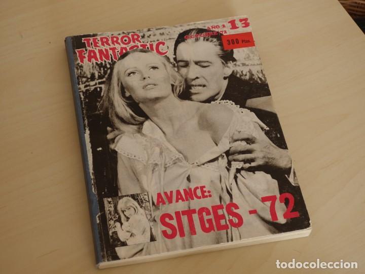 REVISTA TERROR FANTASTIC - TOMO 3 (NÚMEROS 13,14,16,17,18 Y 19) (Cine - Revistas - Otros)