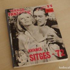 Cine: REVISTA TERROR FANTASTIC - TOMO 3 (NÚMEROS 13,14,16,17,18 Y 19). Lote 215819695
