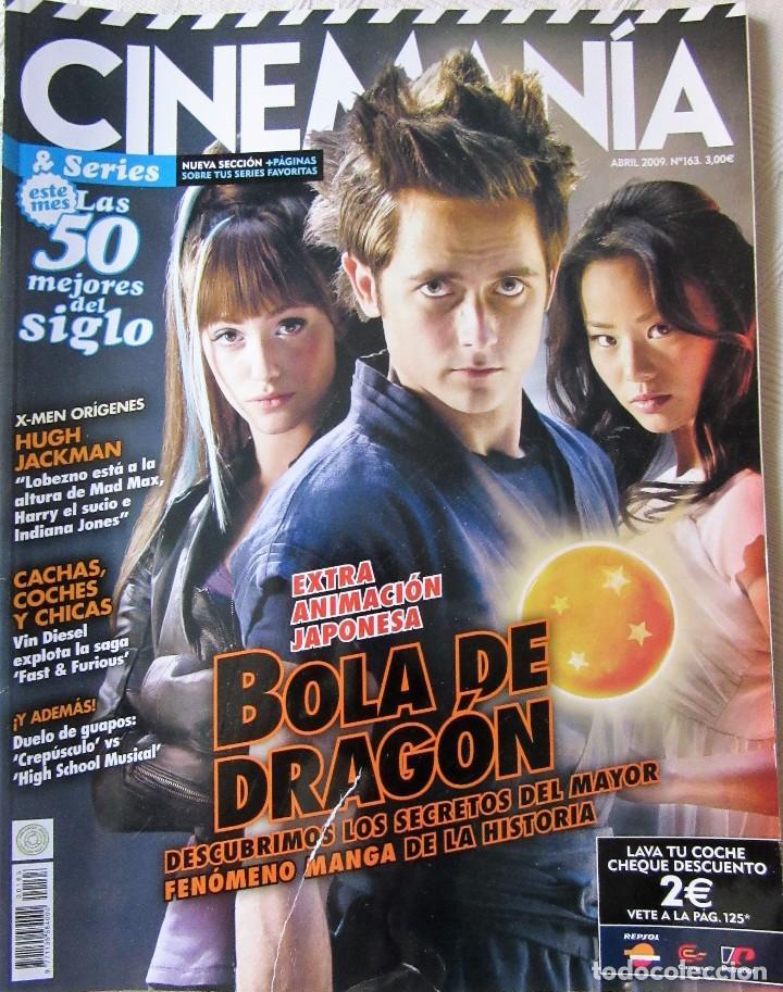 CINEMANÍA 163 (Cine - Revistas - Cinemanía)