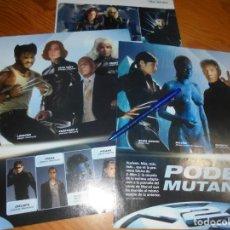 Cine: RECORTE : REPORTAJE PELICULA : X- MEN 2 ( PODER MUTANTE) . CINEMANIA, MAYO 2003. Lote 216426211