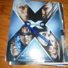 Cine: RECORTE : PUBLICIDAD PELICULA : X-MEN 2. CINEMANIA, MAYO 2003. Lote 216426313