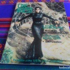 Cine: CINE NUEVO VERANO 1986. EL BESO DE LA MUJER ARAÑA NICHOLAS RAY, FELLINI, BIGAS LUNA ARREBATO. RARA.. Lote 216691707