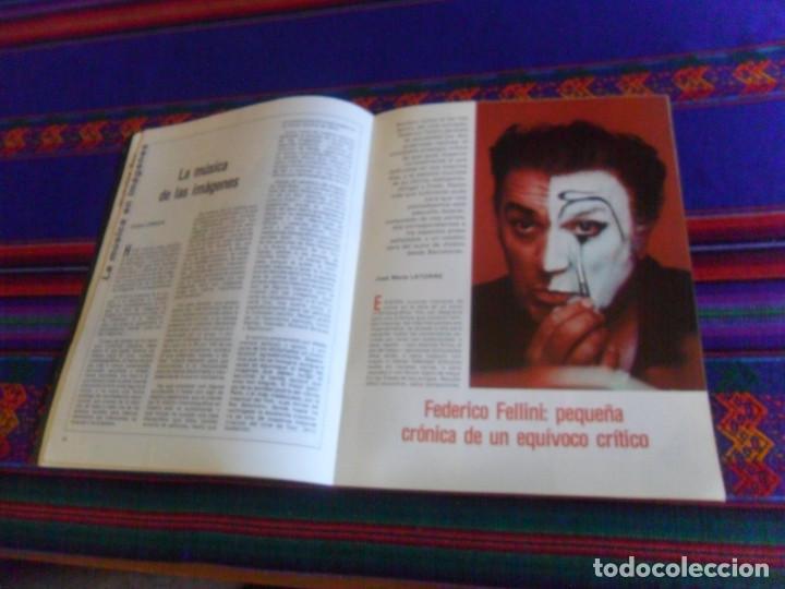 Cine: CINE NUEVO VERANO 1986. EL BESO DE LA MUJER ARAÑA NICHOLAS RAY, FELLINI, BIGAS LUNA ARREBATO. RARA. - Foto 4 - 216691707