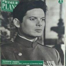 Cine: PRIMER PLANO -- Nº 1099 -- 05/ 11/ 1961 -- VICENTE PARRA. Lote 217409978
