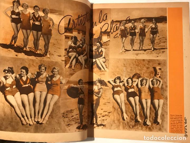 Cine: FILMS SELECTOS NUM 253 24 AGOSTO 1935 - Foto 2 - 217468587