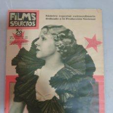 Cine: REVISTA FILMS SELECTOS NÚMERO 262 AÑO 1935. Lote 217505315