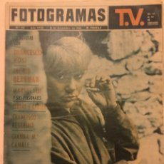 Cine: FOTOGRAMAS Nº 791 13 DICIEMBRE 1963 ELKE SOMMER INGRID BERGMAN. Lote 217531610