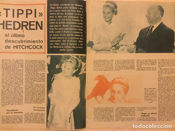 Cine: fotogramas nº 766 AGOSTO 1963 JOHN WAYNE CATHERINE SPAAK - Foto 2 - 217532016