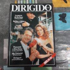 Cine: DIRIGIDO POR Nº 178, LA GUERRA DE LOS ROSE,DELITOS Y FALTAS,LA CAJA DE MUSICA, ENRIQUE. Lote 217549196