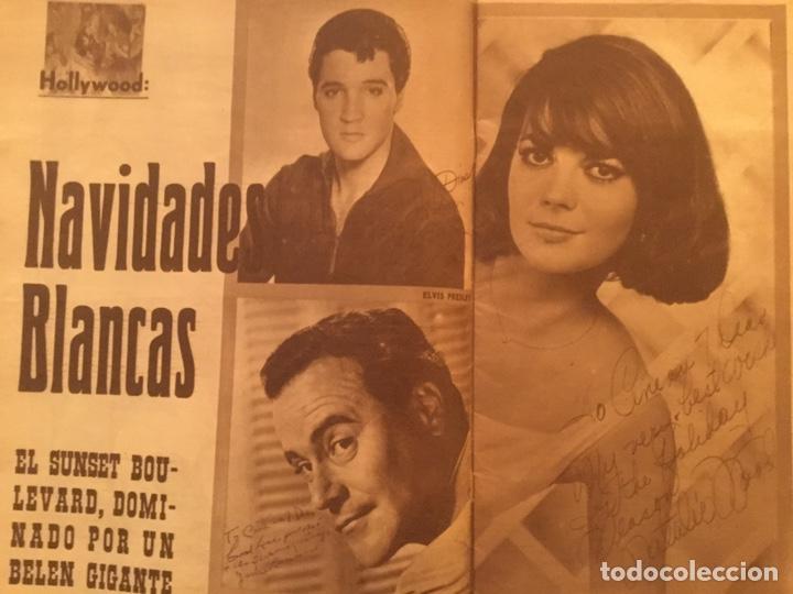 Cine: CINE EN 7 DIAS Nº 194 DICIEMBRE 1964 MARISOL 1965 - Foto 3 - 217700473