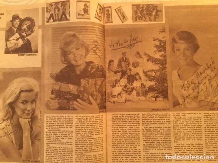 Cine: CINE EN 7 DIAS Nº 194 DICIEMBRE 1964 MARISOL 1965 - Foto 4 - 217700473