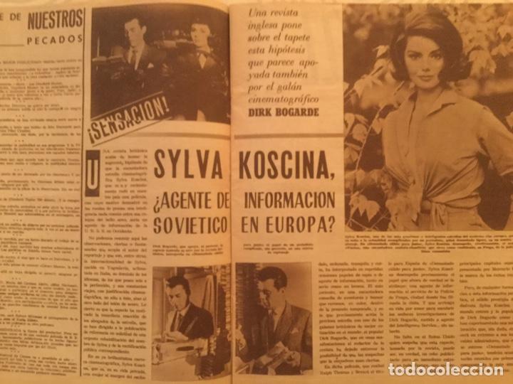 Cine: CINE EN 7 DIAS Nº 194 DICIEMBRE 1964 MARISOL 1965 - Foto 5 - 217700473