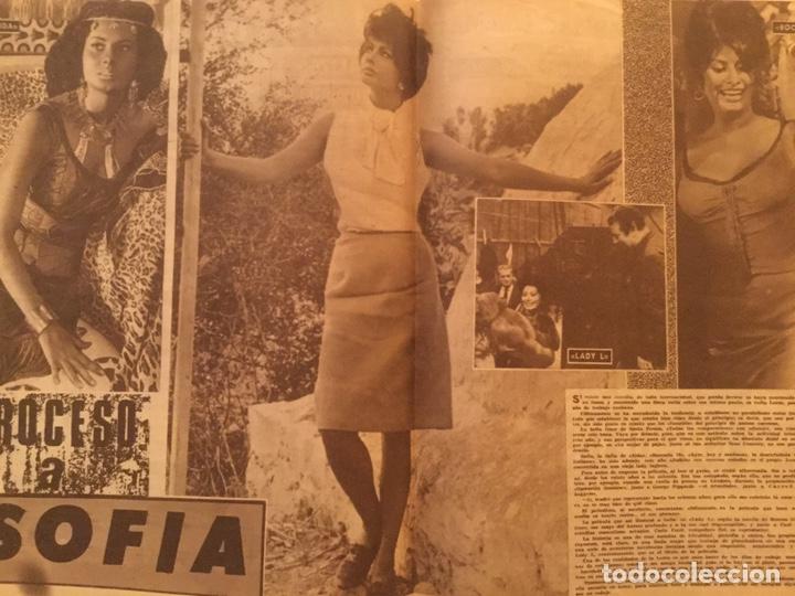 Cine: CINE EN 7 DIAS Nº 194 DICIEMBRE 1964 MARISOL 1965 - Foto 6 - 217700473
