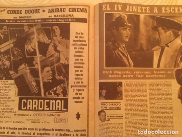 Cine: CINE EN 7 DIAS Nº 194 DICIEMBRE 1964 MARISOL 1965 - Foto 7 - 217700473