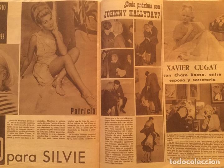 Cine: CINE EN 7 DIAS Nº 194 DICIEMBRE 1964 MARISOL 1965 - Foto 8 - 217700473