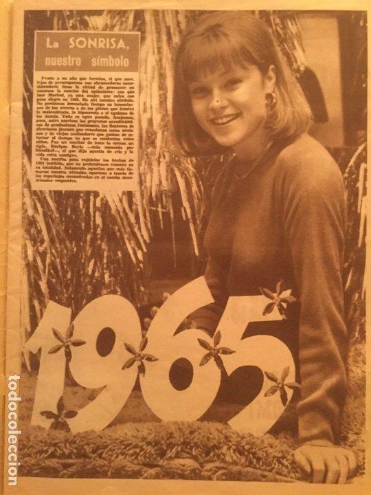 CINE EN 7 DIAS Nº 194 DICIEMBRE 1964 MARISOL 1965 (Cine - Revistas - Cine en 7 dias)
