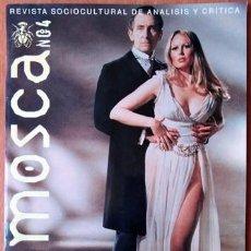 Cine: REVISTA LA MOSCA ESPECIAL HAMMER. Lote 217751397
