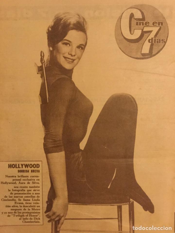 Cine: CINE EN 7 DIAS Nº 169 JULIO 1964 DUO DINAMICO - Foto 2 - 217890585