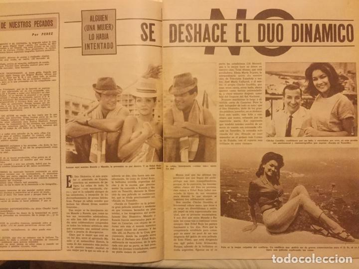 Cine: CINE EN 7 DIAS Nº 172 JULIO 1964 ANITA EKBERG - Foto 2 - 217890842