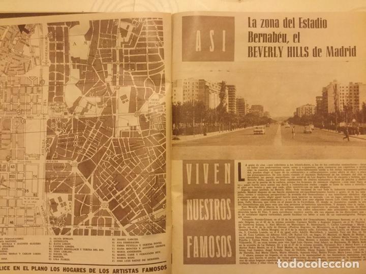 Cine: CINE EN 7 DIAS Nº 172 JULIO 1964 ANITA EKBERG - Foto 3 - 217890842