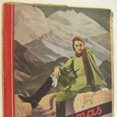 Cine: REVISTA ESPAÑOLA CINEGRAMAS Nº 45 21 JULIO 1935 KATHLEEN BURKE. Lote 218077927