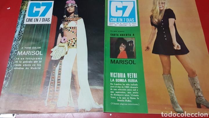REVISTAS MARISOL (Cine - Revistas - Cine en 7 dias)
