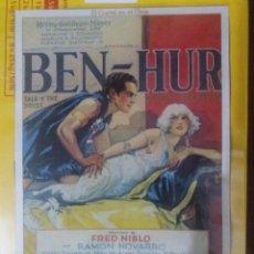 Cine: BEN HUR. Lote 218150096