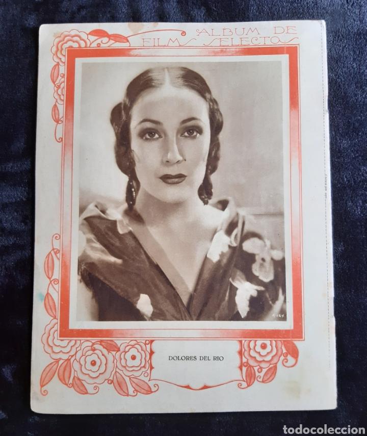 Cine: Revista Flims Selectos coon la portada de Janet Chandler y George OBrien de 1933. - Foto 2 - 218232253