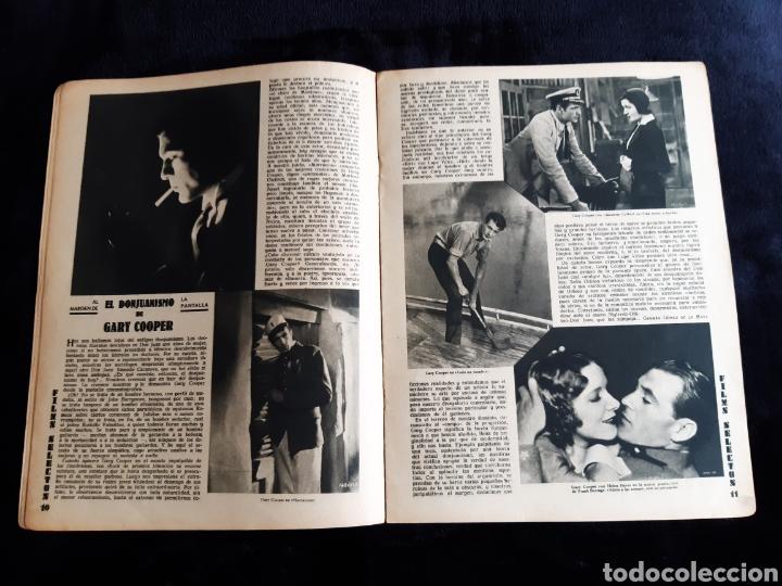 Cine: Revista Flims Selectos coon la portada de Janet Chandler y George OBrien de 1933. - Foto 3 - 218232253