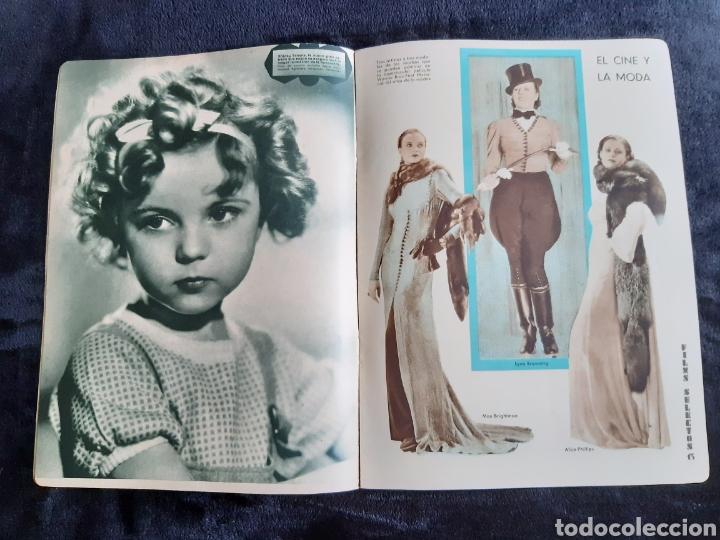 Cine: Revista Films Selectos con portada de la actriz Jeannette Mac Donald de 1934. - Foto 3 - 218233090