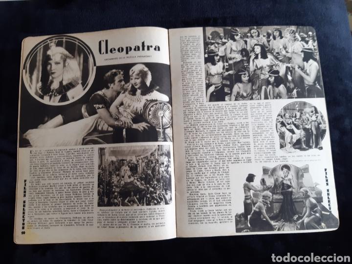 Cine: Revista Flims Selectos con portada de Jane Cornell de 1934. - Foto 3 - 218235201