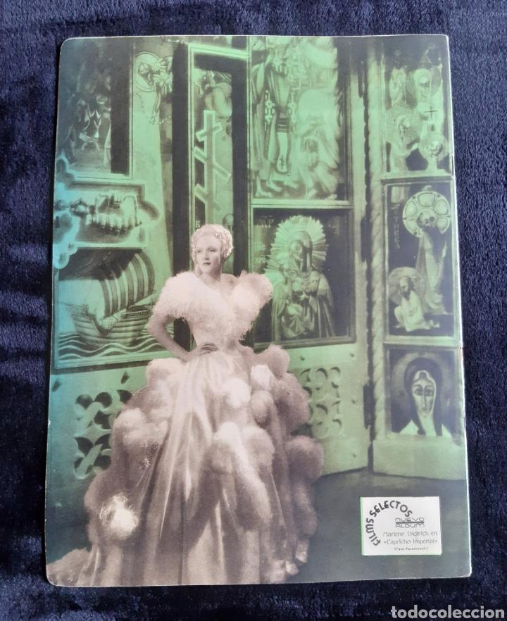 Cine: Revista Flims Selectos con portada de Enrico Caruso y Mona Maris de 1934. - Foto 2 - 218235815