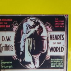 Cine: HEARTS OF THE WORLD. Lote 218275986