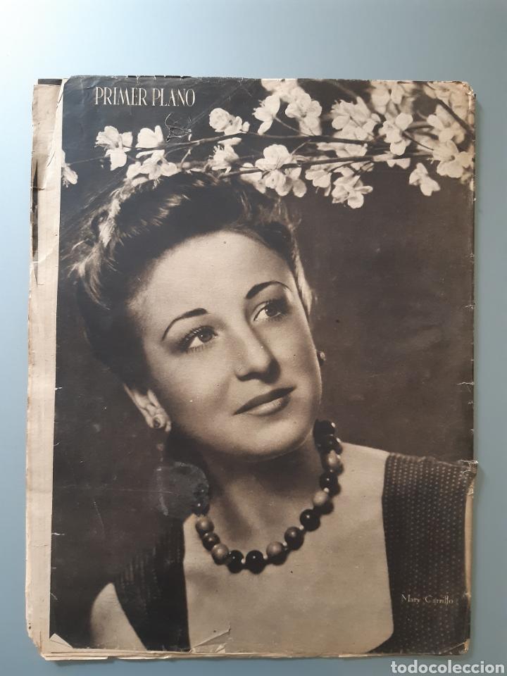 Cine: Revista Primer Plano con la portada de Spencer Tracy de 1941. - Foto 2 - 218280953
