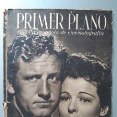 Cine: REVISTA PRIMER PLANO CON LA PORTADA DE SPENCER TRACY DE 1941.. Lote 218280953
