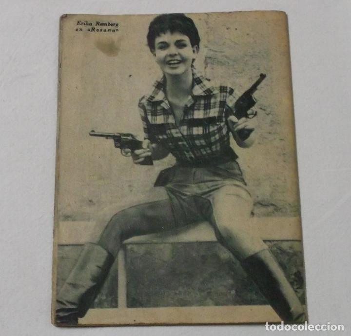 Cine: Colección idolos del cine Nº 43 Erika Remberg año 1958 - Foto 3 - 218445380