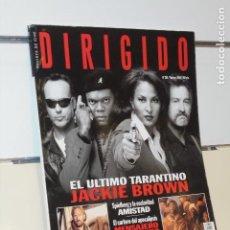 Cine: REVISTA CINE DIRIGIDO POR Nº 265 FEBRERO 1998 JACKIE BROWN.... Lote 218522708