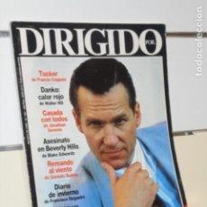 Cine: REVISTA CINE DIRIGIDO POR Nº 162 OCTUBRE 1988 TUCKER DE FRANCIS COPPOLA.... Lote 218523557