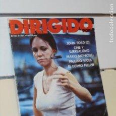 Cine: REVISTA CINE DIRIGIDO POR Nº 64 JOHN FORD (2).... Lote 218523925