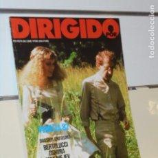 Cine: REVISTA CINE DIRIGIDO POR Nº 96 SEPTIEMBRE 1982 DOSSIER EROTISMO.... Lote 218525536