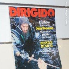 Cine: REVISTA CINE DIRIGIDO POR Nº 85 AGOSTO - SEPTIEMBRE 1981 EXCALIBUR.... Lote 218528935