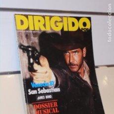 Cine: REVISTA CINE DIRIGIDO POR Nº 86 OCTUBRE 1981 DOSSIER MUSICAL.... Lote 218529473