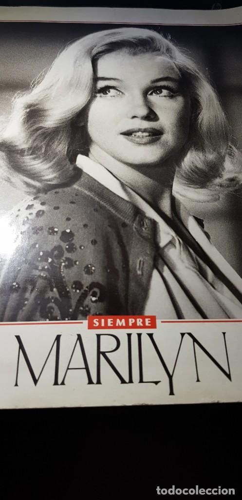 'SIEMPRE MARILYN' 1993 CLUB INTERNACIONAL DEL LIBRO JANICE ANDERSON(TRADUCIDA POR JESÚS ROMERO) (Cine - Revistas - Colección ídolos del cine)